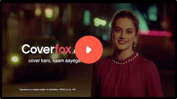 Coverfox TVC Campaigns